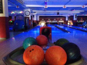Avkoppling med bowling